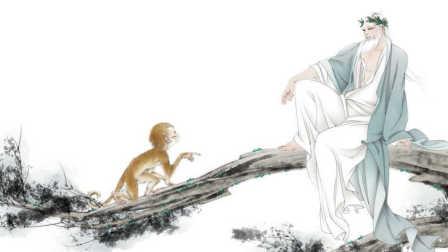 菩提祖师最隐秘的身份到底是什么?百问西游03(下集)