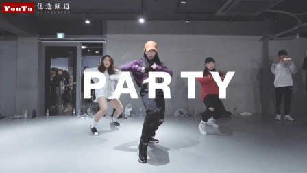 Party - Mina Myoung 编舞