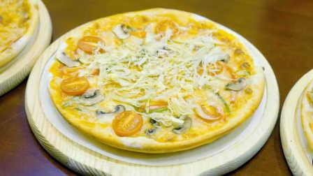 这家披萨甩必胜客几条街,意大利帅哥主厨在新年带你品尝正宗披萨