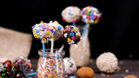 【魔力TV】棒棒糖蛋糕,每一口都会让你留恋