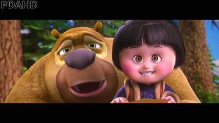 熊出没熊大熊二贪吃水果丨熊出没图片大全丨熊出没简笔画丨熊出没之熊心归来