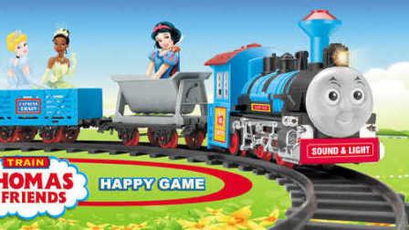 托马斯小火车运送小动物丨托马斯和他的朋友们丨托马斯蛋糕托丨马斯小火车图片大全
