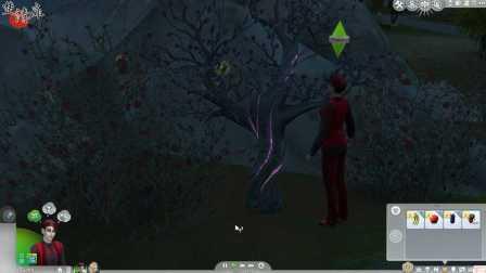 模拟人生4吸血鬼扩充包吸血鬼夫妻的超级成长之路 03