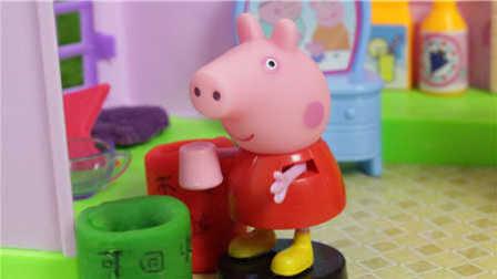 小猪佩奇检查卫生