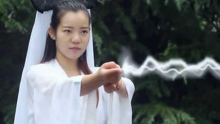 古装神话剧《白蛇笑传》电影版