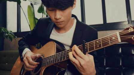 《雨降窗边》戴巍 | 指弹吉他独奏