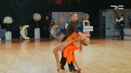 2017.1.29 WDSF Open Tyumen Day2 LAT&STD 西伯利亚公开赛第2天拉丁舞(摩登舞)完整版(无声)
