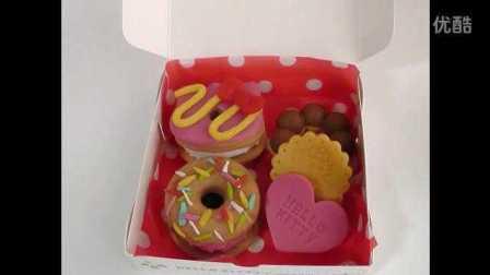 【Amy时尚世界】装饰黏土Helly kitty甜甜圈