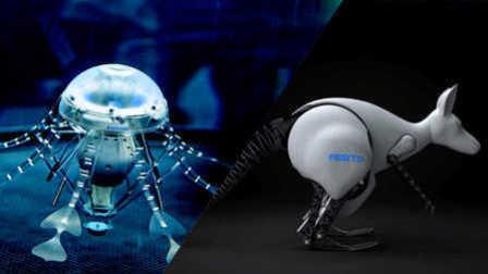 智能仿生机器人太神奇 85