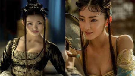 《西游伏妖篇》林允的胸成了最大亮点?王丽坤不服