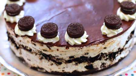 浓郁巧克力芝士蛋糕 10