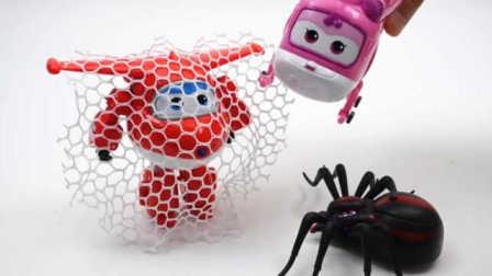 工程车 玩具视频 汽车总动员奇趣蛋14