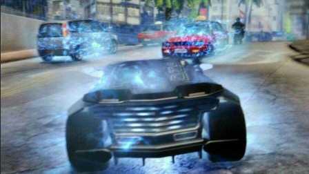 【峻晨解说】热血无赖34-蝙蝠车入手!自带电磁脉冲技能