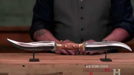 锻刀大赛 S3E15 印度双刃剑哈拉迪(The Haladie) 生肉