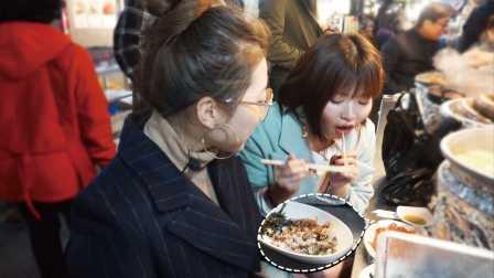 首尔广藏市场挑战生吃章鱼 24