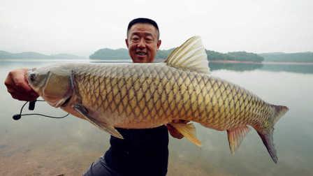《游钓中国》第二季第37集 大港桥滑漂远投寻得老库底子