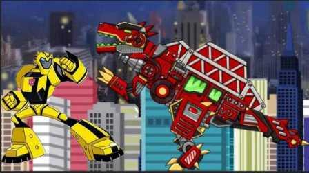 恐龙世界恐龙总动员 变形金刚变形警车珀利 迪迦奥特曼