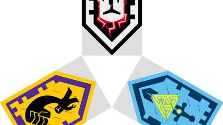 乐高未来骑士团2第41期 5-17 最佳骑士能量盾牌组合★2017第二季★星仔和亮哥
