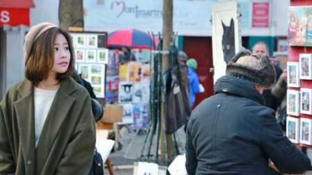 身价百亿的画家沿街做画? 13