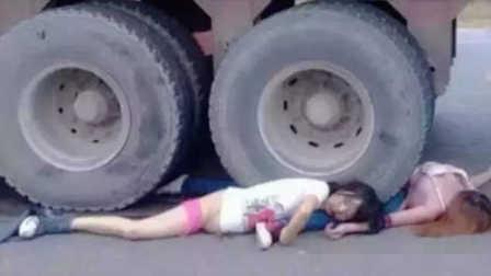 车祸视频死亡现场集锦 多人被碾压至死 太可怕 行车记录中国国内车祸视频集锦2017