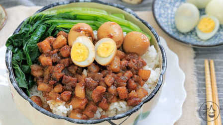 宝宝版陈香卤肉饭 85
