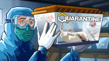 【某咪】《隔离Quarantine》工资尚未付够 老板仍需努力 瘟疫公司 #2单机游戏搞笑解说