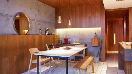 """""""江南布衣""""室内设计师的家,140㎡藏了一个全能厨房"""
