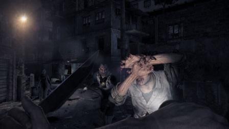 【消逝的光芒】第一期:人性的试探,夜晚的绿丧尸
