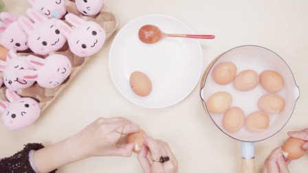 【魔力TV】厨房小白教你剥鸡蛋