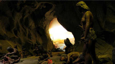 无法抑制的原始兽性成就了三万六千年的艺术本能