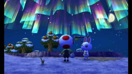 【动物之森】雪激凌的禽兽村长之路 EP2:动物之森寒冬日常