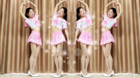 新生代广场舞 全世界你最美丽(王绎龙)编舞艺莞儿