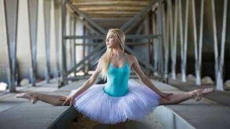 【抽搐君】白俄罗斯女孩芭蕾舞分组舞单人舞全体展示舞蹈教学考试舞蹈艺考实录