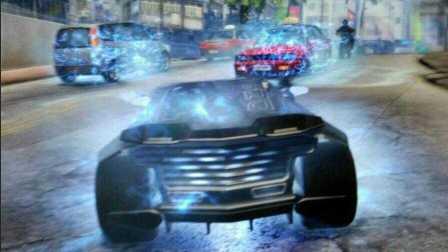 【峻晨解说】热血无赖43-蝙蝠车任务!电磁脉冲武器有点强