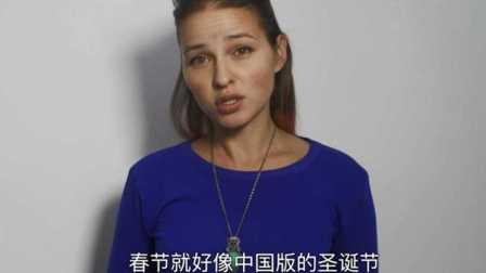 美国姑娘做了个小视频在她的圈子里传疯了