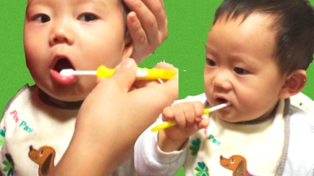 【happy face】【children】面包超人 牙膏智能 1岁的史蒂夫  ★Toothpaste before going to sleep★