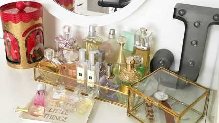 桃子同学:香水collection
