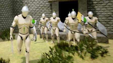 【逍遥小枫】好牛逼的新版3D战争模拟啊! | 模型战争(Formata)#1