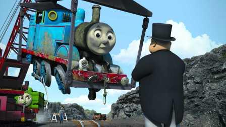 托马斯和他的朋友们动画片 托马斯简笔画 托马斯玩具