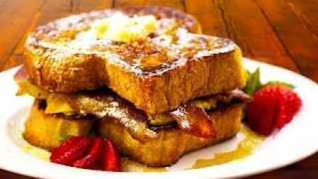 【烤肉老哥】法式培根煎蛋早餐