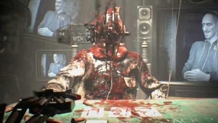 纯黑直播《生化危机7》DLC 男子打牌赌上女友
