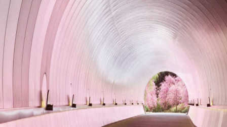 """华裔建筑大师贝聿铭在日本造了个""""桃花源"""" 让世外桃源完美重现 37"""