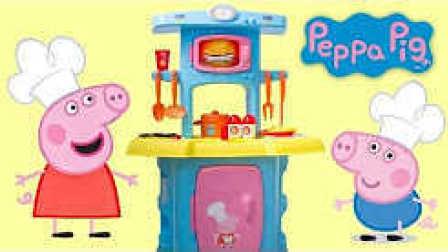小不点的玩具 2017 粉红猪小妹冰激凌雪糕店 小猪佩奇打工卖冰激凌 334