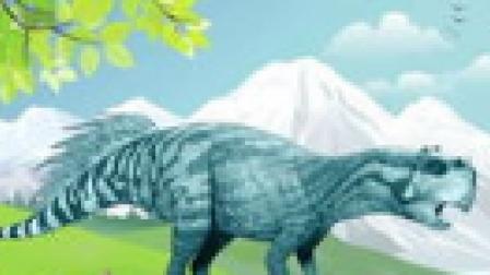 侏罗纪恐龙世界鹦鹉嘴恐龙 熊出没熊大熊二光头强