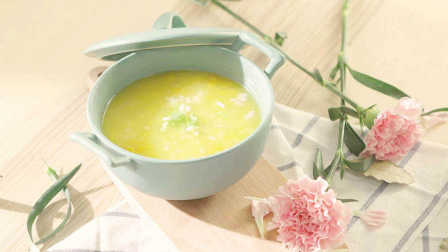 食育记 孕二月 燕麦南瓜粥