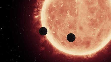 人类发现迷你版太阳系 89