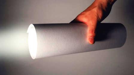 一张纸也能做成灯 这个日本人的脑洞大到可以照亮任何东西 51