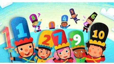 米亚米娜大冒险★数学王国★宝宝学数学 和皮里去太空 一起去探险 波波蛋糕店