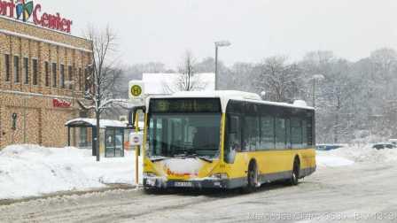 『干部来袭』OMSI2 New Berlin Spandau 190路 Mercedes Citaro O530 B-V 1313 巴士模拟2