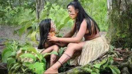 亚马逊丛林的女性部落,整个部落只有女人,繁衍方式很奇特